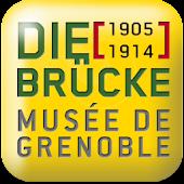 Die Brücke, Musée de Grenoble