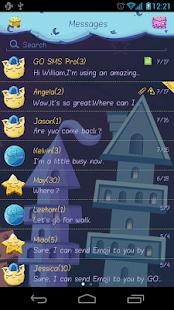 Balpen FONT FOR GO SMS PRO