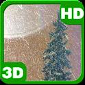 Spruce Christmas Snowfall icon