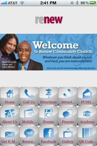 Renew Community Church OLD
