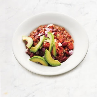 Big-Batch Beef and Bean Chili
