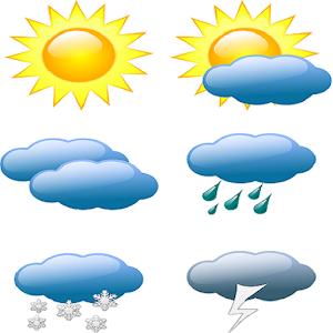 Weather forecast - Tuesday morning weather forecast