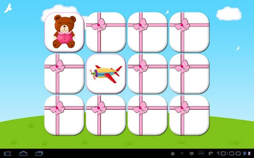 Kids Preschool Memory Game Tab- screenshot thumbnail