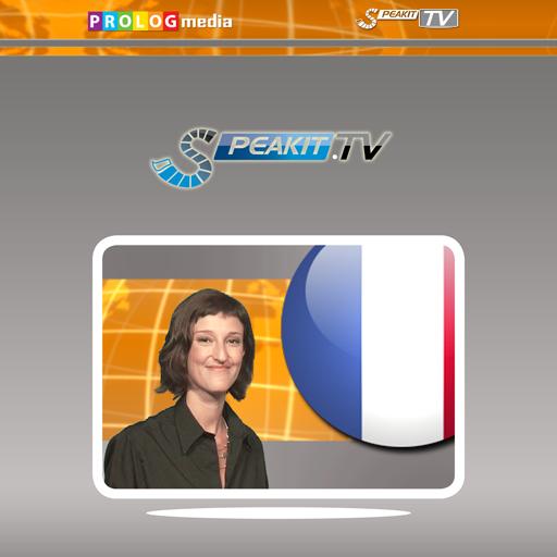 教育必備App|French  - Speakit.tv (DCX003) LOGO-綠色工廠好玩App