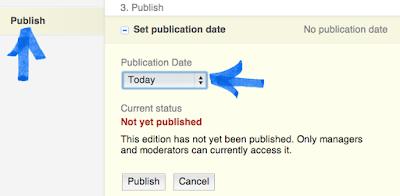 Ingin Artikel Blogmu muncul di Google Newstand berikut step by step cara mendaftar
