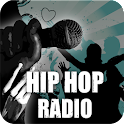 Hip Hop Radio – With Recording logo