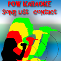 POW Karaoke logo
