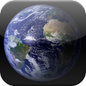 Planet Earth HD Free  LWP icon