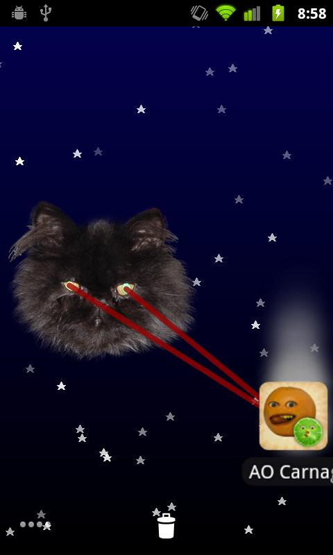 Laser Cats - screenshot