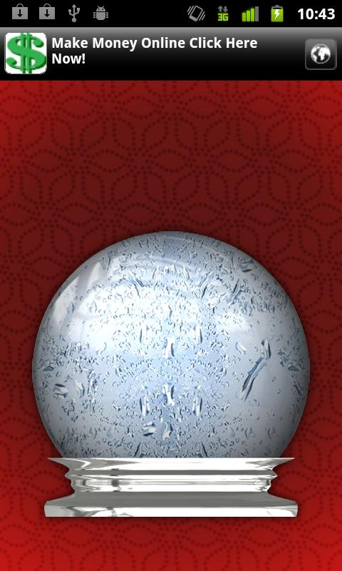 Magic 8 Crystal Ball - screenshot