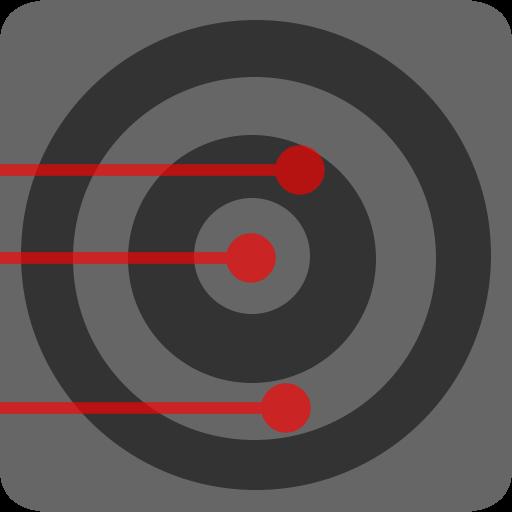 Laser Tag Locator LOGO-APP點子