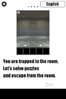 Screenshot of SUNKEN ROOM -room escape game-