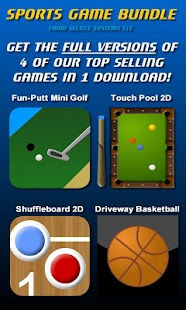 Sports Game Bundle - screenshot thumbnail