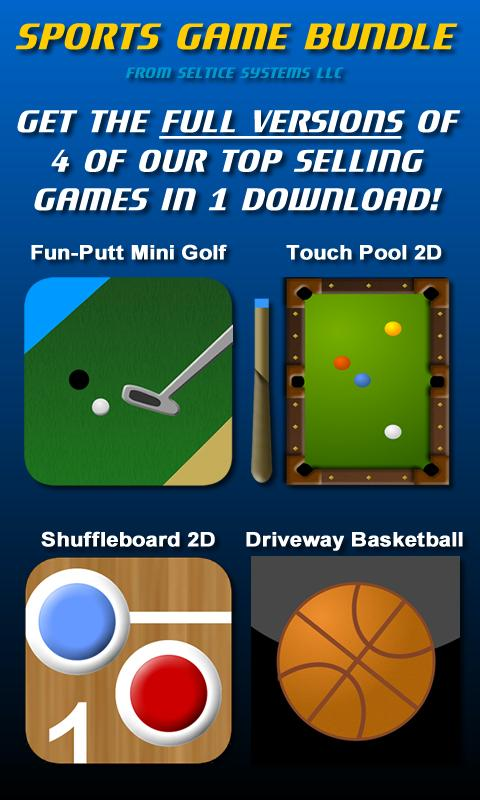 Sports Game Bundle - screenshot