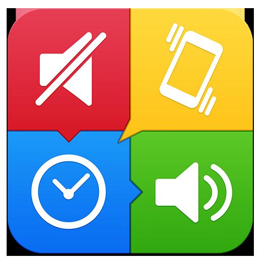 マナーモード+ [Silent Mode+] 生產應用 App LOGO-硬是要APP