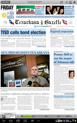 【免費新聞App】Texarkana Gazette-APP點子