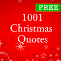 1001 Christmas Quotes+ (FREE!) logo