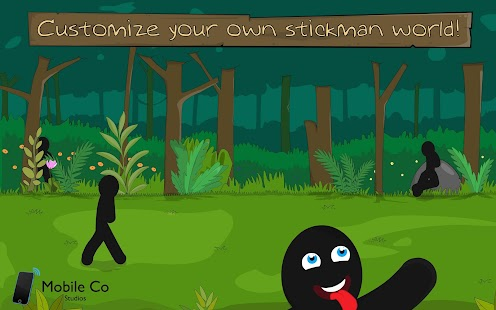 [Full] Stickman Wallpaper- screenshot thumbnail