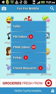FunForMobile Ringtones & Chat - screenshot thumbnail
