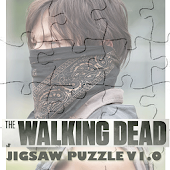 Jigsaw Puzzle Walking Dead