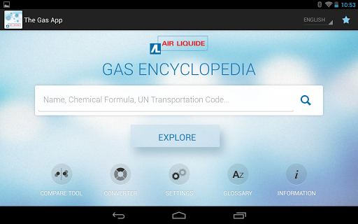 Gas Encyclopedia