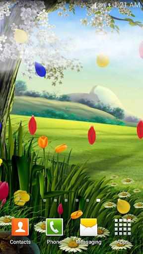 【免費個人化App】Natural Easter Live Wallpaper-APP點子
