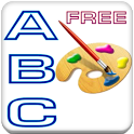 Coloring Alphabet Free icon