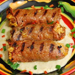 Fajita Beef Roll Ups