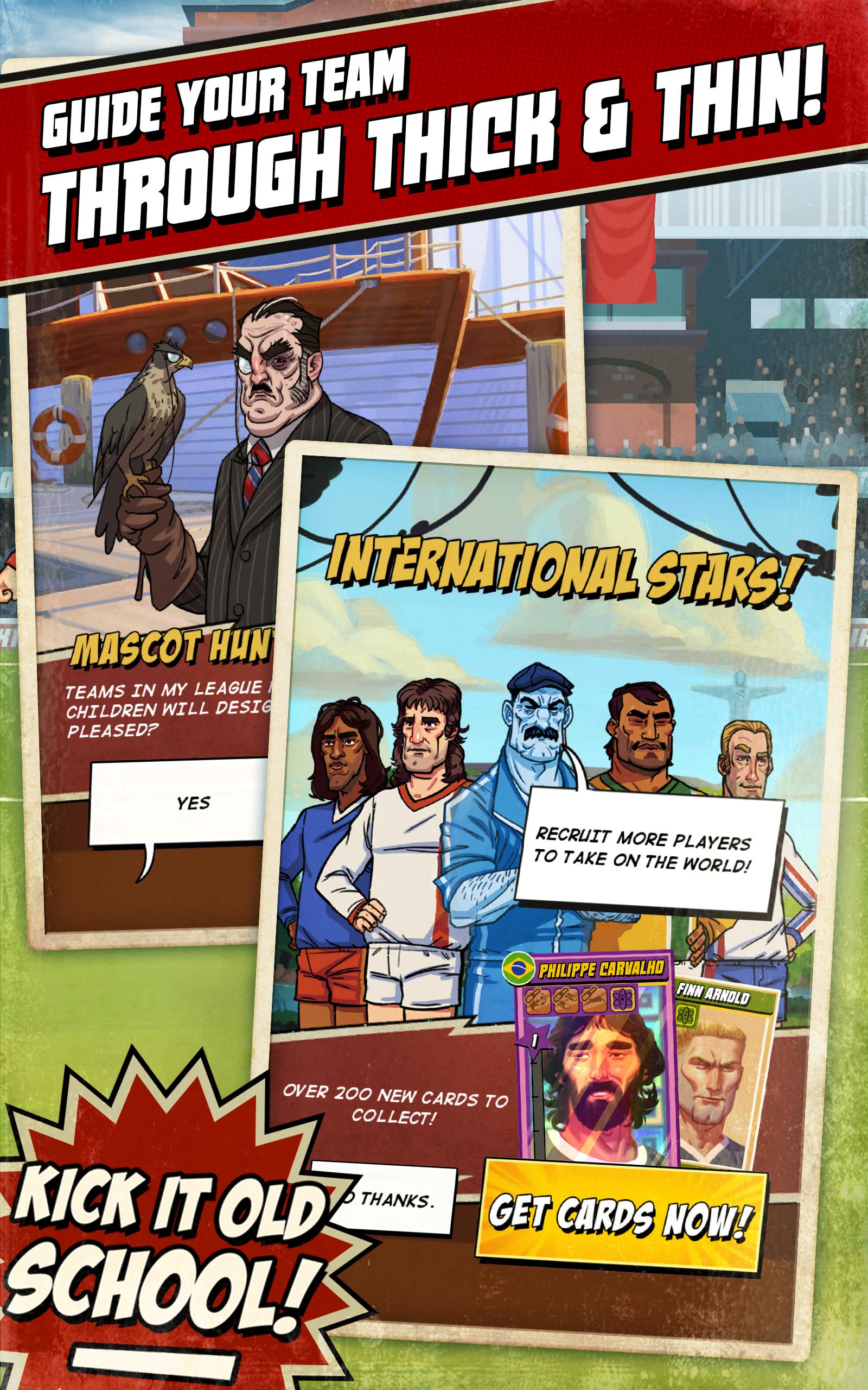 Flick Kick Football Legends screenshot #9