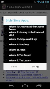 iBible Story Vol 1 Campaign - screenshot thumbnail