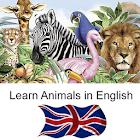 Apprenez animaux en anglais icon
