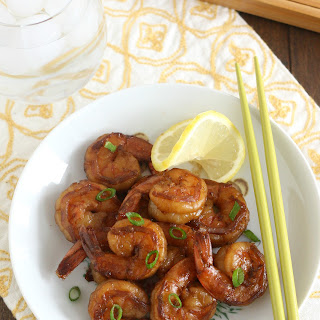 Shrimp with Spicy Garlic Sauce