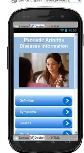 Psoriatic Arthritis Disease