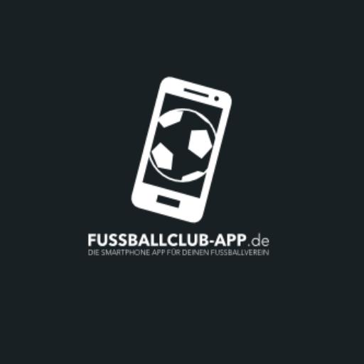 LiveTicker - FussballClub-App LOGO-APP點子