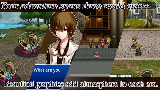 RPG Aeon Avenger - KEMCO- screenshot thumbnail