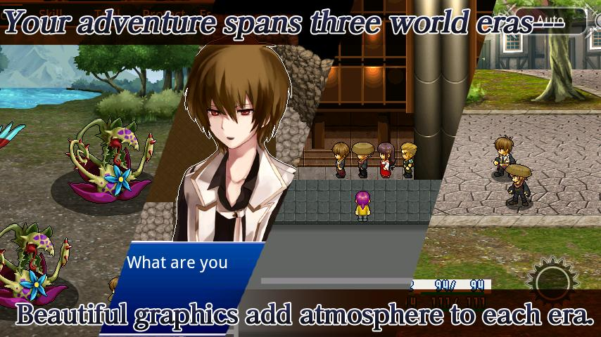 RPG Aeon Avenger - KEMCO- screenshot