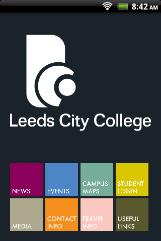 Leeds City College Student