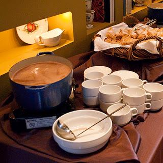 Chili-Spiked Hot Chocolate