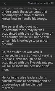 玩免費書籍APP|下載Art of War - Appbook Edition app不用錢|硬是要APP