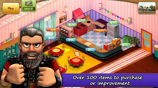 Diner Mania- screenshot thumbnail