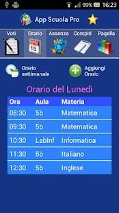 App Scuola Pro - screenshot thumbnail