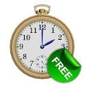 Clock Live Wallpaper Free logo