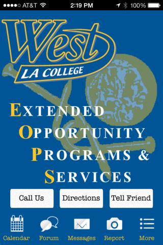 West LA College EOP S