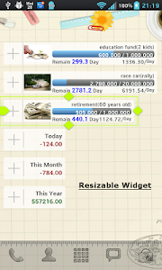 CashFlow+(pro) expense manager v3.68