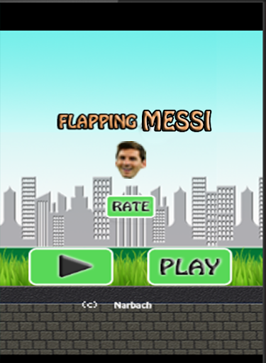 Flapping Messi