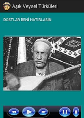 Aşık Veysel Türküleri - screenshot