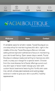 Facial Boutique - screenshot thumbnail
