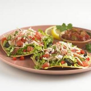 Spicy Crabmeat Tostadas Recipe