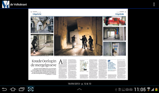 de Volkskrant - screenshot thumbnail