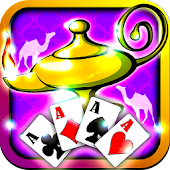 Genie Solitaire Magic Bonus